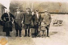Zofia i Wawrzyniec Jędras, Franciszek i Jadwiga Kowalczyk, Stanisław Lasota