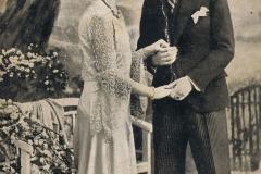 1937-10-07 - Tomaszów Maz. Anna Porczyk i Franciszek Kaczuba