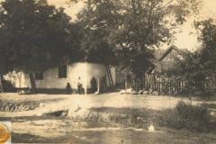 1963r. Sierzchowy - dom rodzinny p. Bogusława Króla