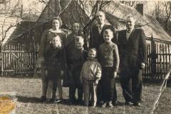1950r. Złota - Rodzina Antosików