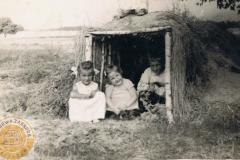 1952r. Ziemianka na warzywa i kartofle
