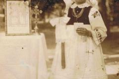 1959-05-29 Wysokienice - Marta Antosik ze Złotej