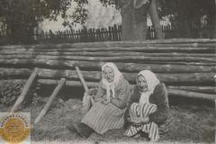 1960r. Skoczykłody - Siostry Walasówny