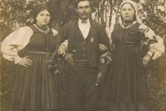 1923r. Bartoszówka -Antoni Sowik