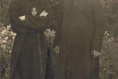 1948r. Rawa Maz. - ksiądz Józef Dziki