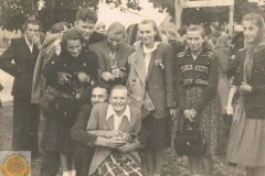 1948r. Sierzchowy - młodzież