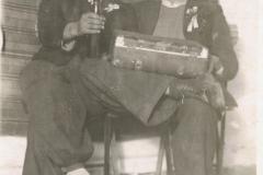 1940r. Sierzchowy - Adam Śmiechowski, Jan Cymerman