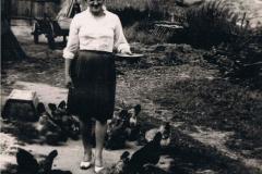 1930r. Wysokienice - Helena Skoneczna