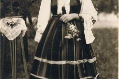 1950r. Złota - Stefania Skoneczna