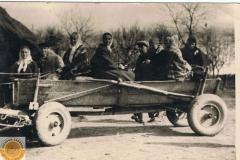 1960r. Złota - zdjącie ślubne Krystyna