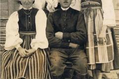1930r. Złota - Rodzina Śliwków