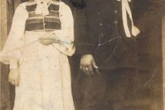 1935r. Złota - Katarzyna Dyśko i Marcin Antosik