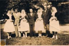 1940r. Złota - panny i kawalerowie