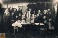 1942r. Złota - Pogrzeb Dyśko