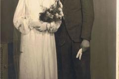 1940r. Slub z Ukrainką