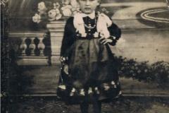 1940r. Złota - Stefania Łopatka