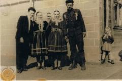 1958r. Wesele
