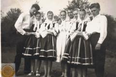 1960r. Złota na weselu