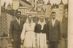 1962r. Częstochowa - Pielgrzymka ze Złotej