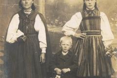 1948 Okolice Opoczna - I Komunia Św.