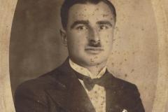 1934-05-29 Chorzęcin - Władysław Konieczny - organista