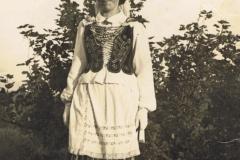 1950r. Chorzęcin - Barbara Ogórek