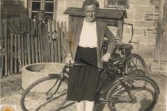 1952r. Krzykowice koło Wolborza - Barbara Ogórek