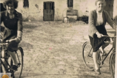 1952r. Zawada - Maria Wojciechowska, Barbara Ogórek