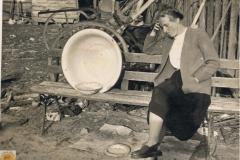 1953r. Krzykowice koło Wolborza - Barbara Ogórek