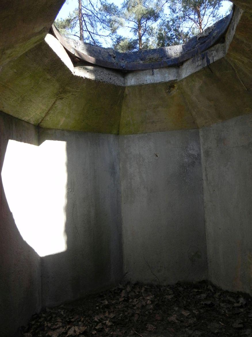 Teofilów - bunkier garaż + Tobruk-1 (50)