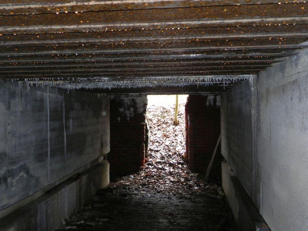 Teofilów - bunkier garaż + Tobruk-1 (9)