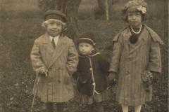 1925r. Cymerman Wiktoria i Irena