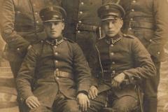 1935r. Dwaj bracia Ponewczyńscy
