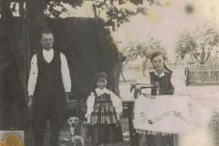 1938r. Pachnik Józef, Danuta Pachnik, Pachnik