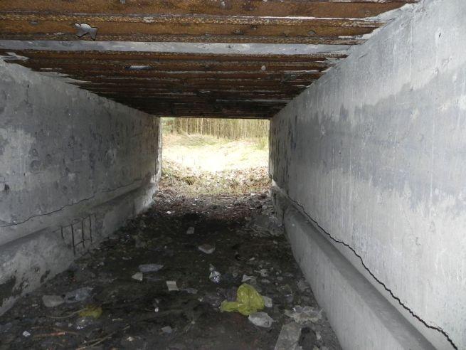 Tom. las - bunkier Garaż3 (43)