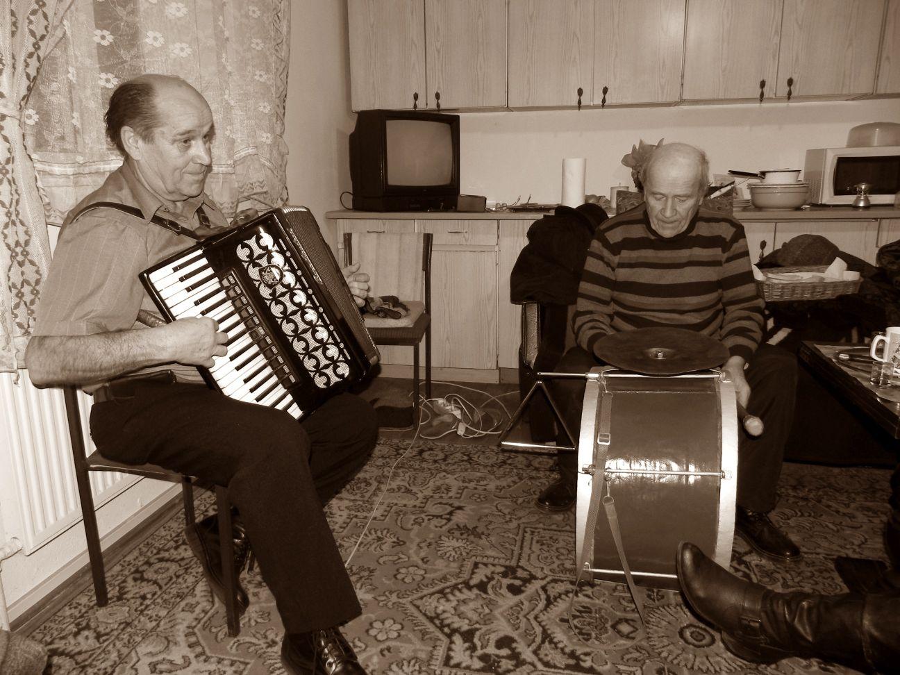 2017-01-01 Bobrowiec - Władysław Chaber i Tadeusz Chaber