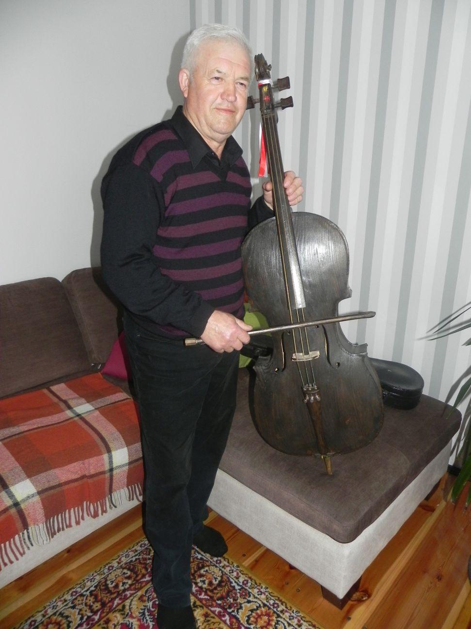 2017-04-09 Sierzchowy - Kazimierz Rosiak