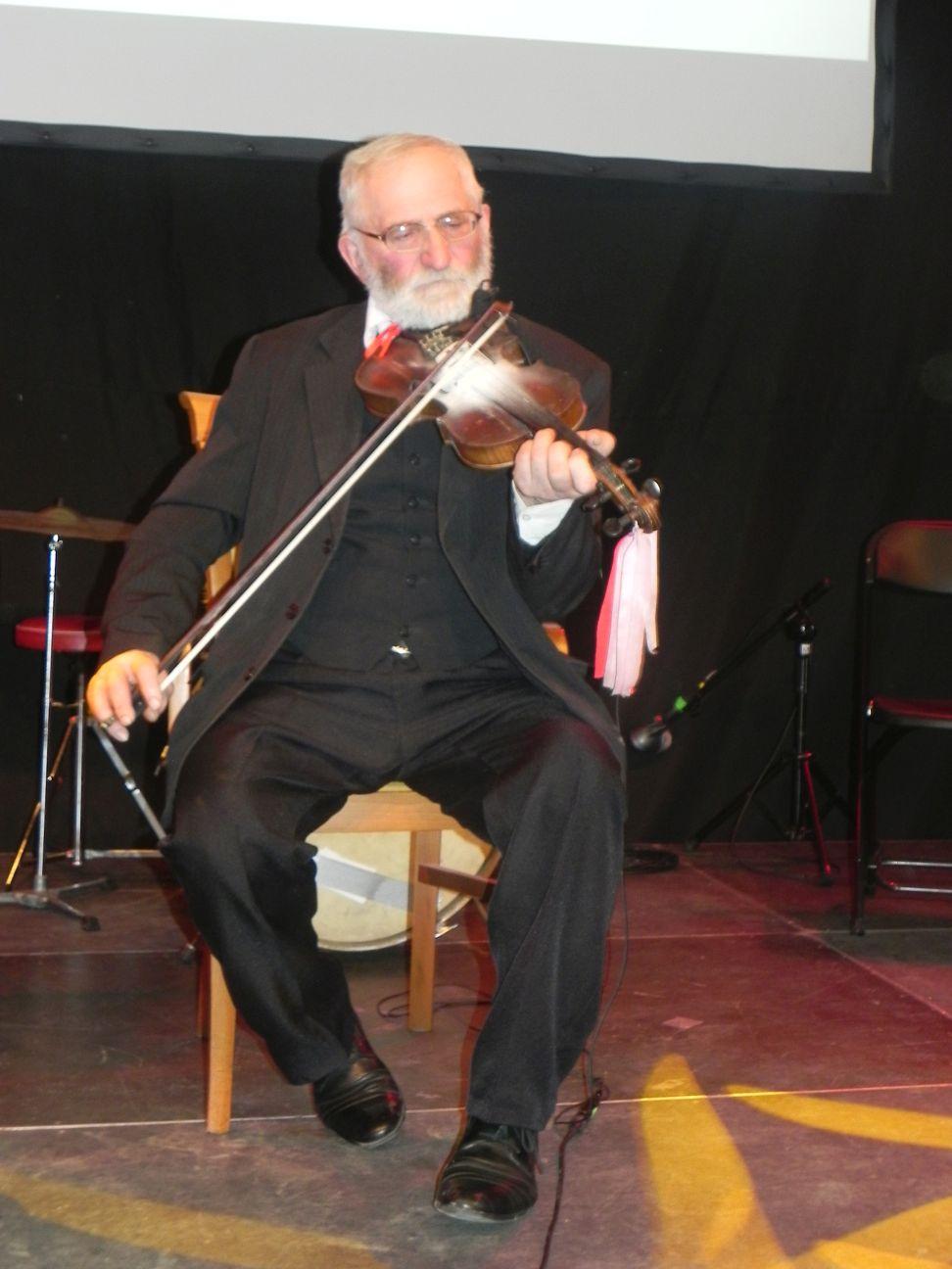 2017-04-17 Warszawa - Jan Kępa z Bobrowca