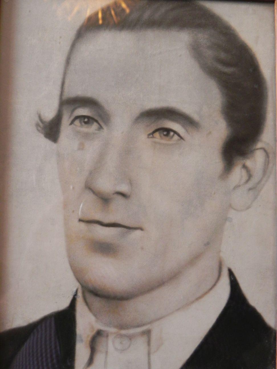 Portret Andrzeja Chabra (Chobra)